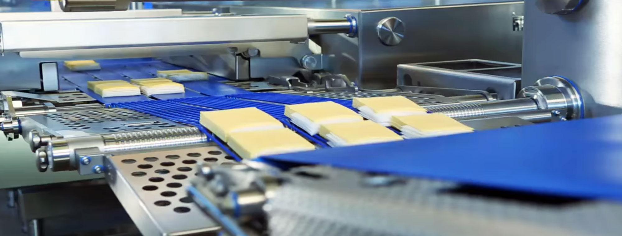 queso maquina interleaving